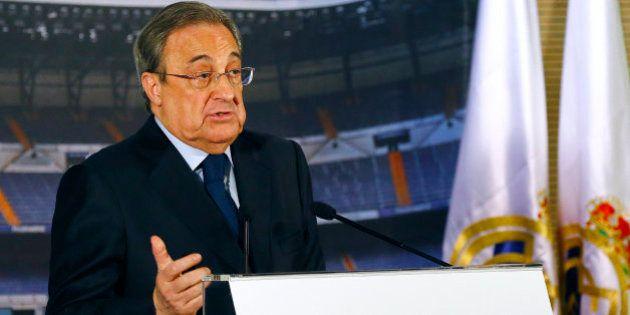 Florentino afirma que el Real Madrid no incurrió en