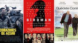 'Birdman', 'Corazones de acero' y 'Quédate conmigo', en las