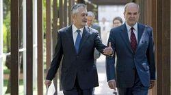 El juez prevé procesar a Chaves y Griñán por el caso de los