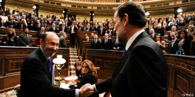 PP y PSOE se quedan solos con su pacto