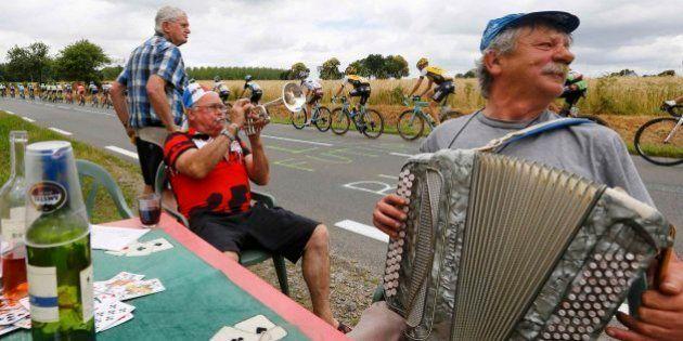 9 formas más o menos frikis de ver el Tour de Francia