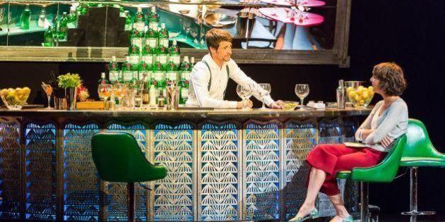 'Los tragos de la vida', el bar que invierte sus ganancias en restaurar un