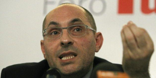 Elpidio José Silva, juez del 'caso Blesa', denuncia
