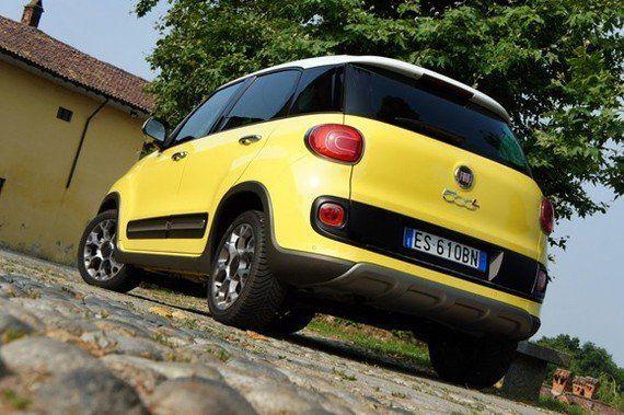 Contacto: Fiat 500L