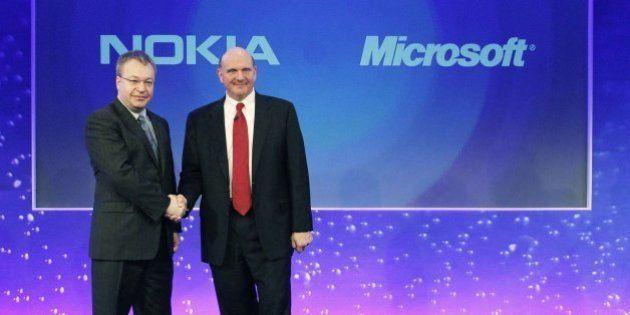 Microsoft comprará Nokia por 5.440 millones de