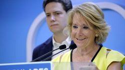 Esperanza Aguirre, los