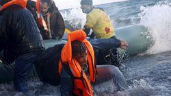 Khalid, dos años, sirio: el primer ahogado del año en el
