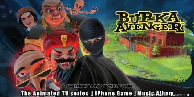 Burka Avenger: la nueva superheroína de Pakistán