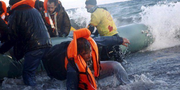 Un niño sirio de dos años es la primera víctima del mar en