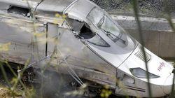 El maquinista del tren de Santiago ingresado y bajo custodia