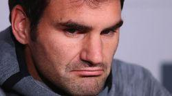 Federer, baja en el Masters de