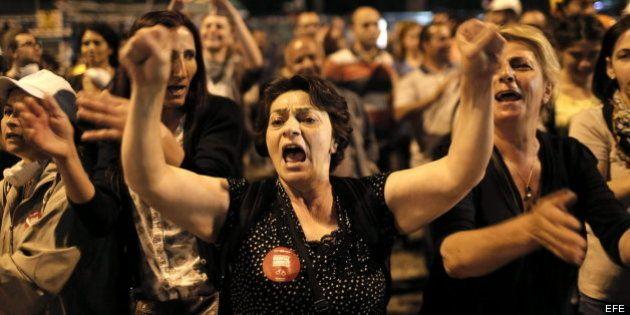 Erdogan cede: el futuro del parque Gezi dependerá de los