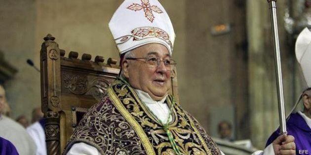 El obispo de Segovia: