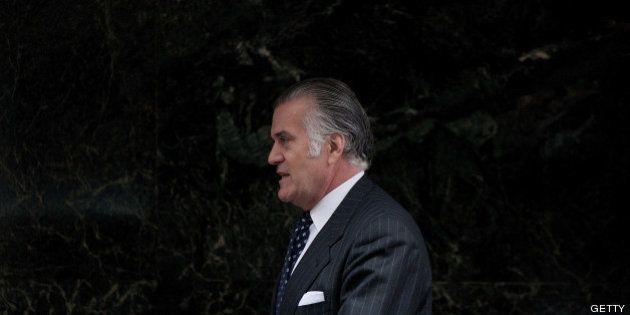 Encuentran otra cuenta a nombre de Bárcenas con 25 millones de euros en Suiza