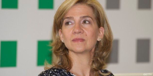 La infanta Cristina vendió propiedades por 1,4 millones de euros entre 2005 y