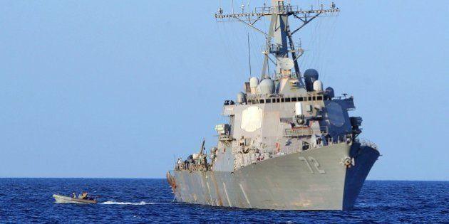Israel y EEUU se atribuyen el lanzamiento de dos misiles en el Mediterráneo
