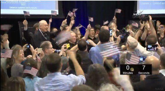 La nave New Horizons sobrevuela Plutón tras nueve años de