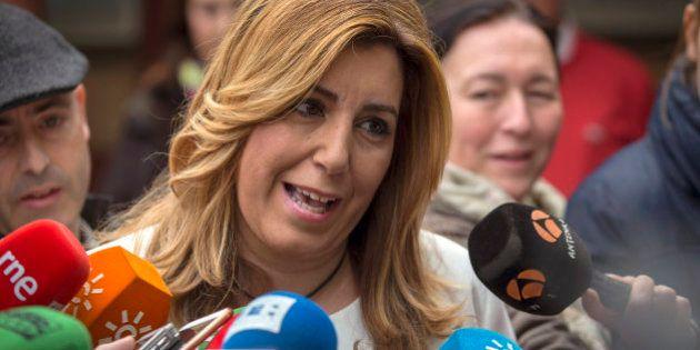 Susana Díaz rechaza