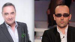 Saltan chispas: Herrera y Mejide se pelean en serio por los