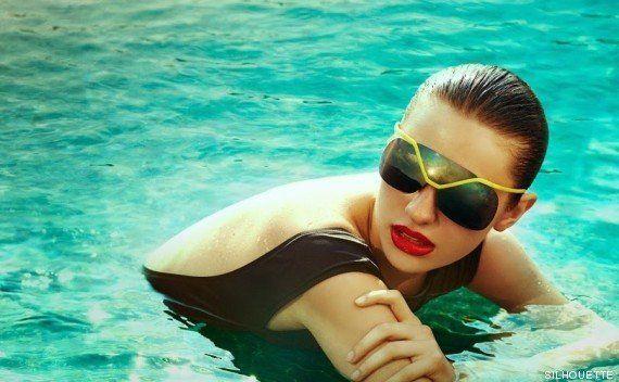 e5b17e3a48 Cuáles son las gafas de sol más raras del verano? (FOTOS) | El ...