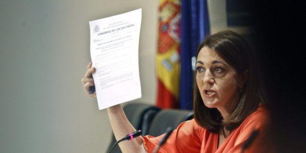 El PP impide en el Congreso una investigación sobre Bárcenas y que comparezca