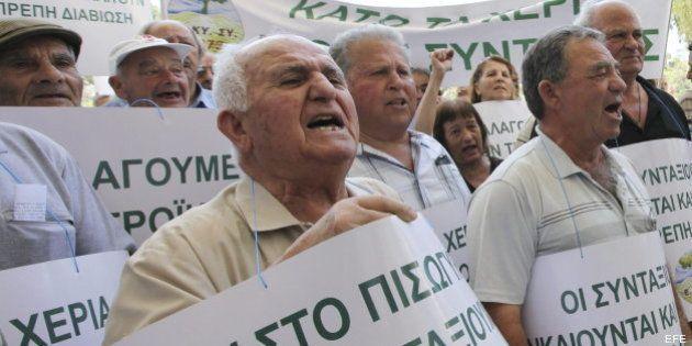 El comercio chipriota agudiza su crisis al cumplirse tres meses del