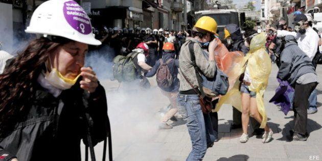 Tensión en Turquía ante las protestas de opositores y partidarios de