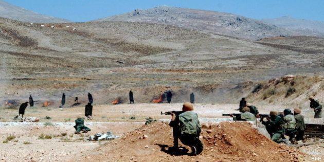 Conflicto sirio: más de 100.000 muertos y millones de desplazados en dos años, según la