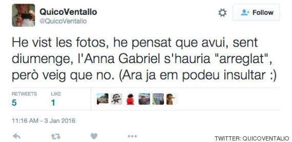 La indignación de Ada Colau por los insultos machistas a las portavoces de la