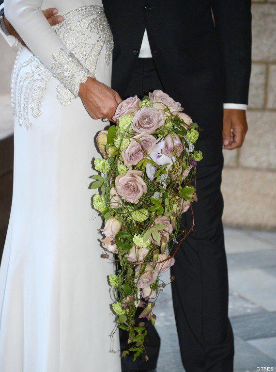 Boda de Rosa Clará: así se ha casado la reina de los vestidos de novia