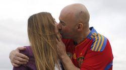 Los españoles secuestrados en Colombia ya están en España
