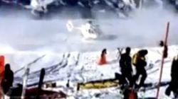 VÍDEO: Primeras imágenes del traslado de