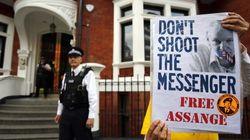 Un año de la reclusión de Assange sin esperanzas de