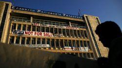 La justicia griega ordena el restablecimiento de la televisión