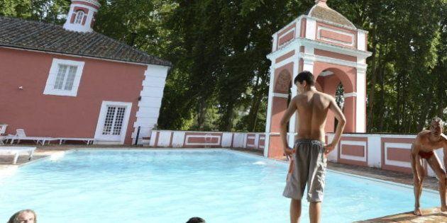 El ministro del Interior instó al propietario del palacio de Moratalla a denunciar la ocupación de los