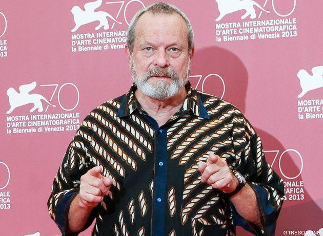 Terry Gilliam está enamorado de su smartphone