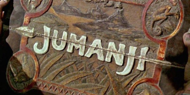 La primera imagen de la secuela de 'Jumanji' decepciona a los