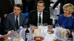 Así pasan la Nochevieja Rajoy, Rubalcaba y
