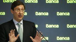 Tras ser rescatada, Bankia vuelve a