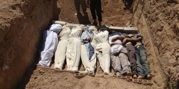 Más de 130.000 personas han sido asesinadas desde el inicio del conflicto