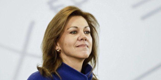 Cospedal niega que Rajoy mandara callar a Rubalcaba: