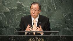 Ban Ki-moon condena