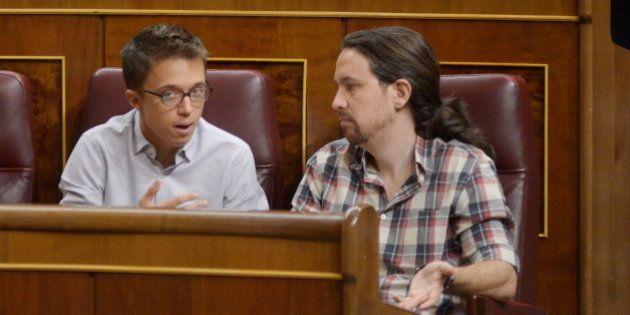 Iglesias y Errejón trasladan a Twitter sus divergencias sobre la estrategia de