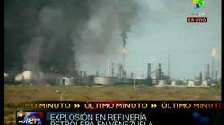 Al menos 24 muertos en la explosión de una refinería en