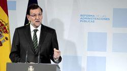 Rajoy defiende la reforma de las Administraciones para eliminar