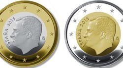 ¿Has visto ya alguna moneda de 1 o 2 euros de Felipe