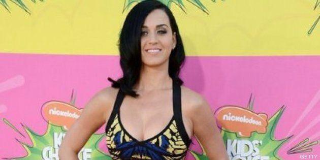 Katy Perry y la petición de divorcio por