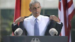 Obama pide ante Merkel trabajo para los ciudadanos de