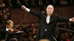 El concierto del año en Viena con un Barenboim en estado de