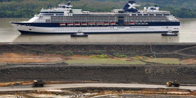 Sacyr anuncia la suspensión de las obras del Canal de Panamá por los